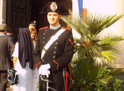 192 anniversario carabinieri busto
