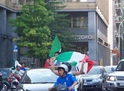 busto arsizio festeggiamenti mondiale 2006 italia-australia