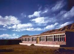 Eco Himal patrizia broggi ospedale Tshome pannelli solari
