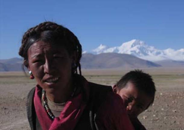 Eco Hymal Patrizia Broggi ospedale tibet a pannelli solari
