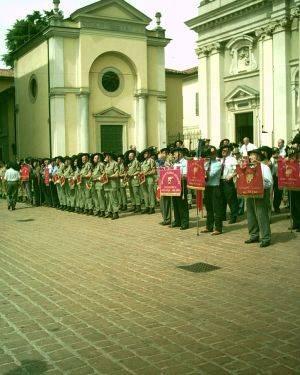festa 170 anni bersaglieri busto arsizio piazza san giovanni 17-06-2006