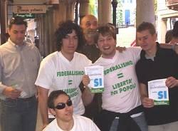 Festa della Repubblica 2006 - Disturbatori leghisti