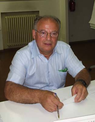 Luigi Lazzarini, presidente circoscrizione 6