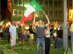 italia ucraina festa nazionale calcio