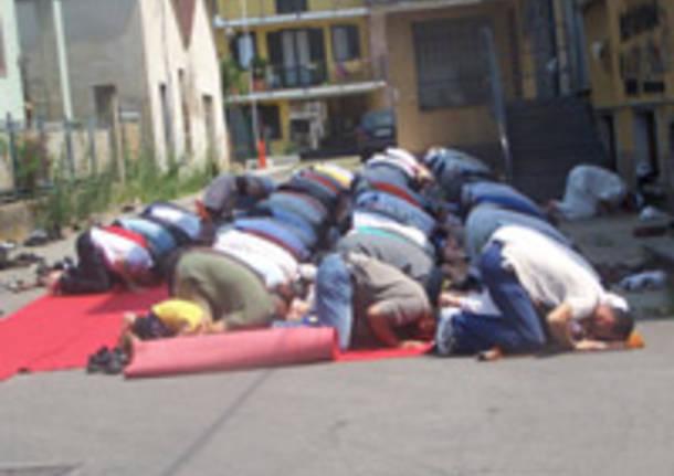 via peschiera moschea musulmani preghiera