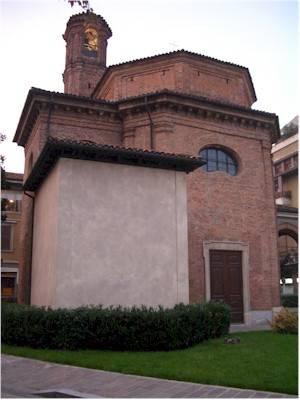 Il tempio civico a Busto Arsizio