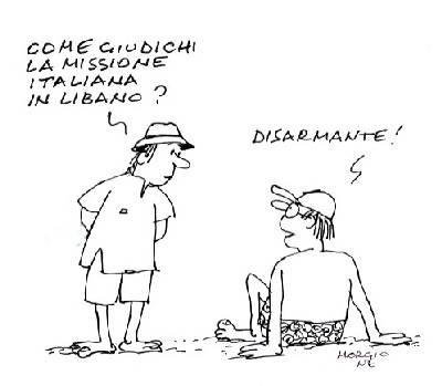 La vignetta di Morgione - 19/08/2006