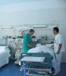infermiera reparto