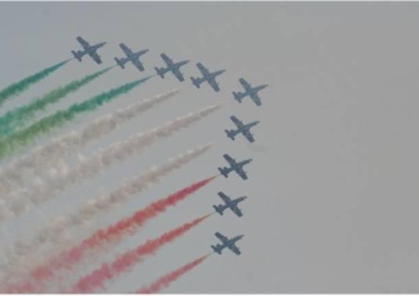 Le frecce tricolori a Varazze 3