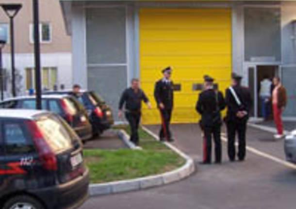 ospedale tradate carabinieri
