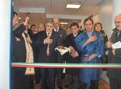 inaugurazione risonanza magnetica ospedale saronno