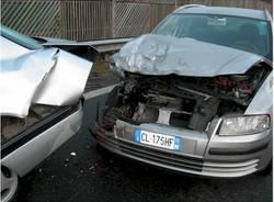 incidente A8 buguggiate