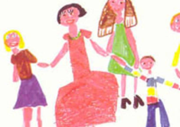 logo progetto affido terzo genitore