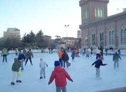 pattinaggio su ghiaccio busto