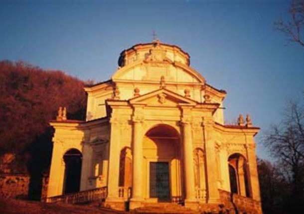 Una cappella d'oro