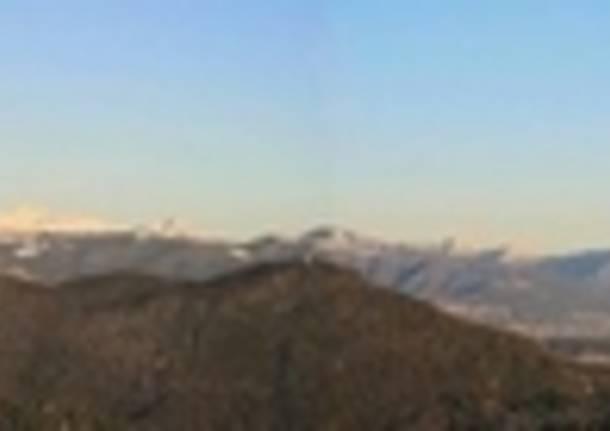 Panorama Prealpi Varesine