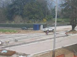 Azzate Belvedere lavori marzo 2007