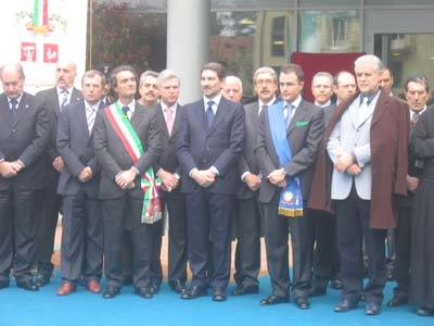 Varese ospedale inaugurazione