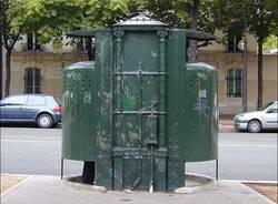 bagni pubblici nel mondo