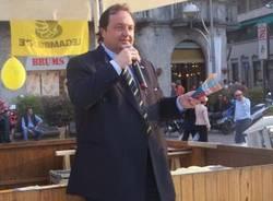 busto si rifiuta campagna contro abbandono rifiuti gigi farioli