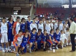 finali trofeo garbosi 2007 basket giovani carlo recalcati