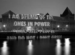 not afraid the dark