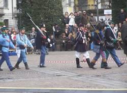 sfilata cerimonia 80 anni Provincia Varese 1-4-2007