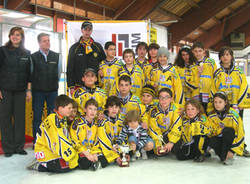 torneo fim under 12 hockey ghiaccio