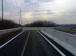 via europa gallarate strada nel nulla