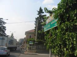 Viale Lombardia Gallarate Lavori