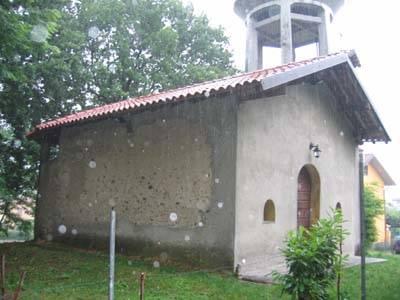 chiesa san vittore oggiona santo stefano vandali