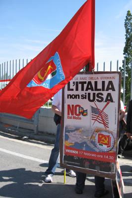 disarmiamo la pace 12 maggio 2007