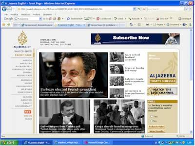 elezioni francia giornali