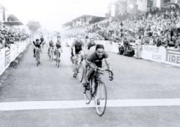 ferdy kubler vittoria mondiale varese 1951 ciclismo