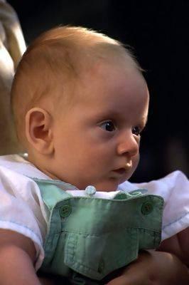 Il piccolo Alessandro