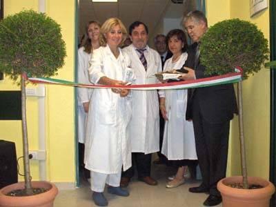 inaugurazione riabilitazione ospedale tradate
