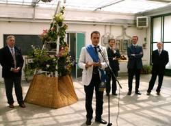 inaugurazione serre corso florovivaista floricoltore agenzia formativa varese