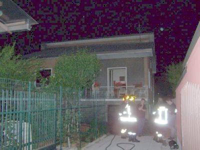 incendio casa sant'antonino lonate pozzolo 10-5-2007