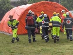 incidente ferroviario esercitazione protezione civile saronno