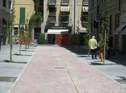 lavori piazza giovine italia
