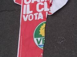 manifesti elettorali lega provinciali 2007 busto arsizio