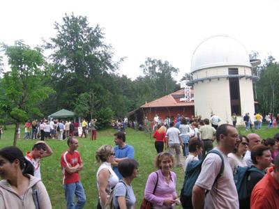 osservatorio astronomico tradate inaugurazione