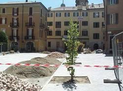piazza giovane italia lavori