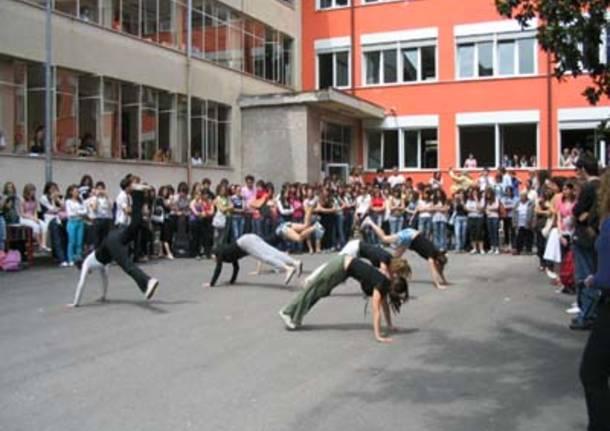 festa fine anno liceo cairoli 2007