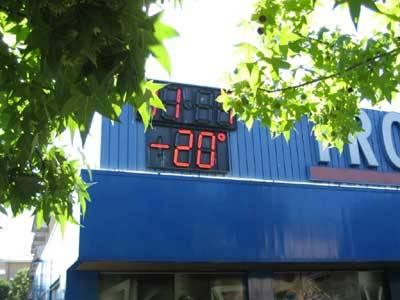 Ma non doveva essere un'estate caldissima ?