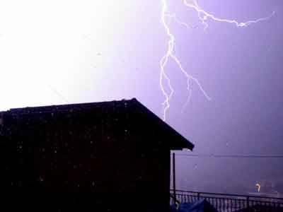 temporale 5 luglio 2007