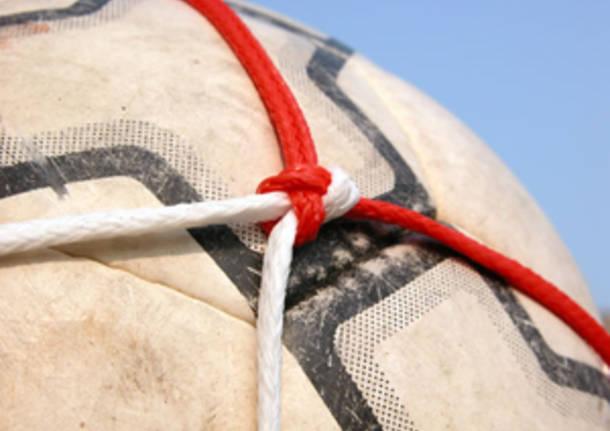 calcio pallone rete
