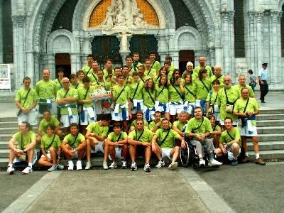 Fiaccolata 'Lourdes-Schianno'