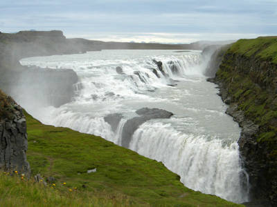 Gulfoss, Islanda