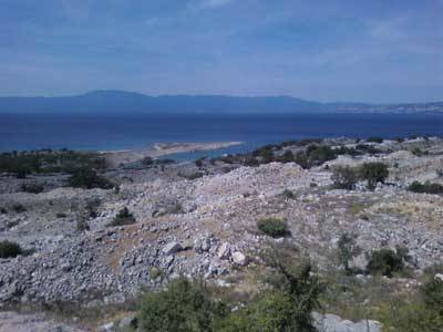 isola di krk-croazia